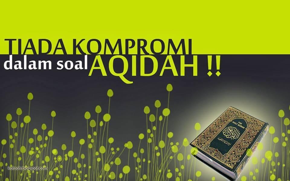 akidah kompromi 1