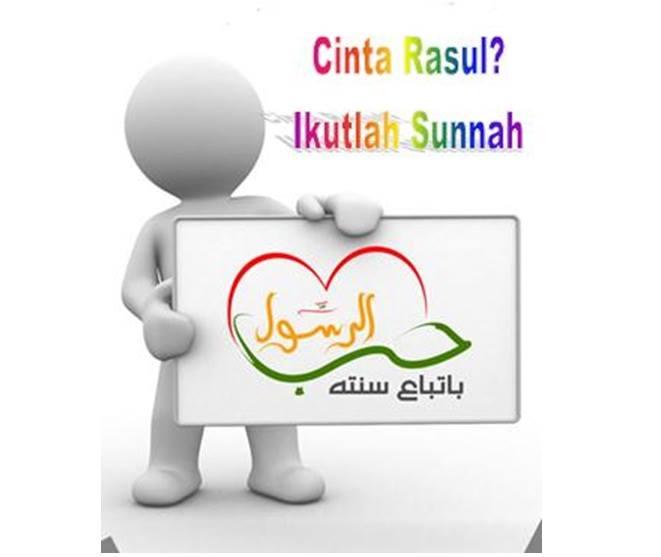 cinta rasul sunnah 1