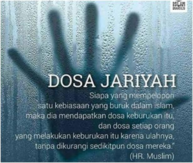dosa jariyah 1