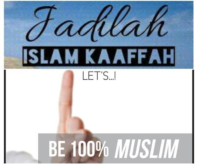 islam kaffah jari 1