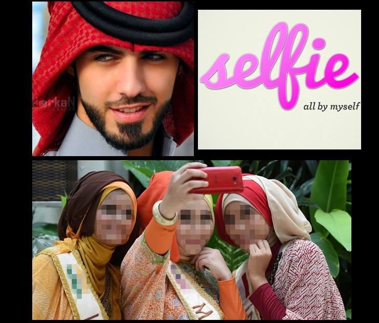 selfie bangga 1