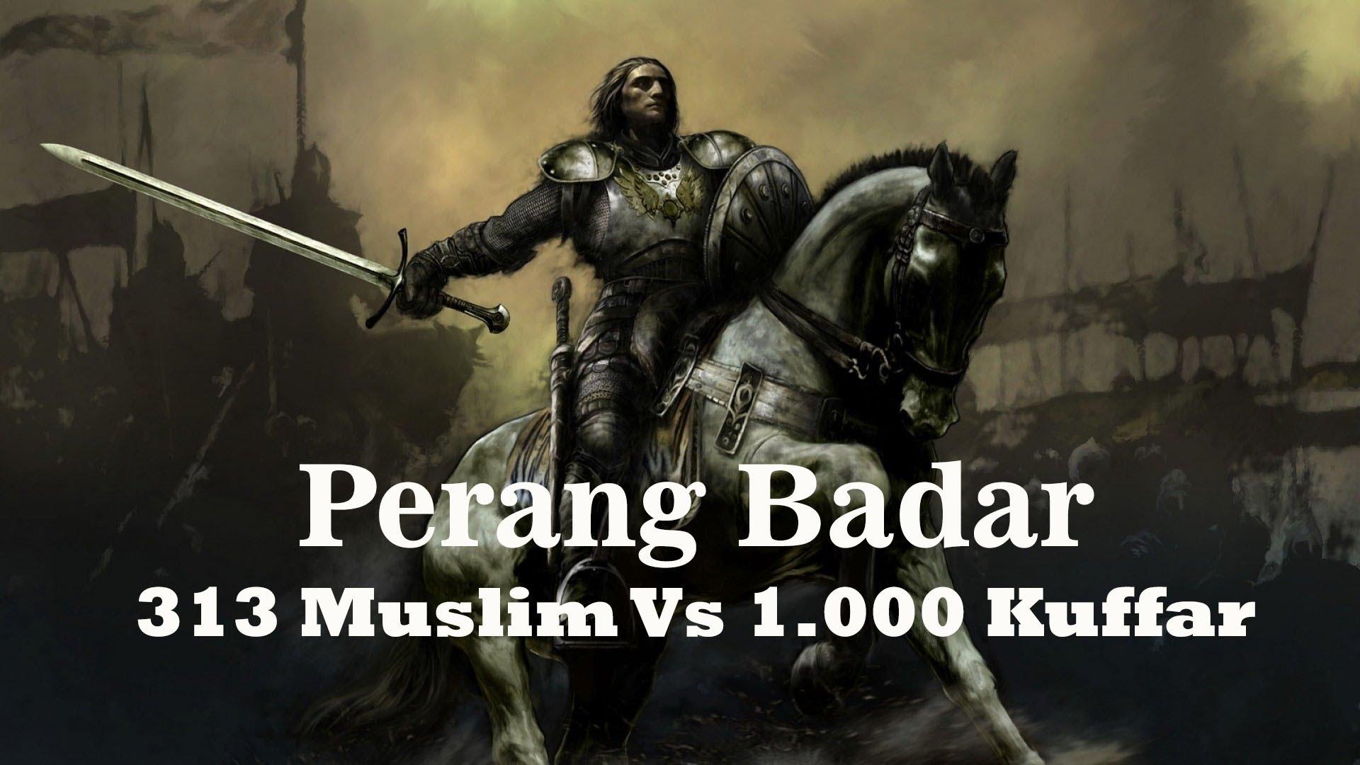badar war 313