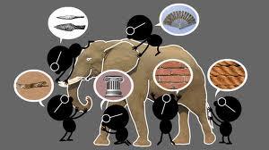 bodoh 4 gajah hitam