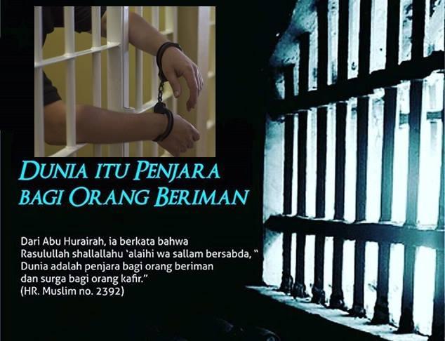 dunia penjara orang iman 1