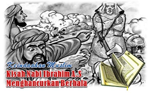 ibrahim berhala 1
