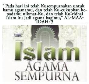 islam sempurna 1
