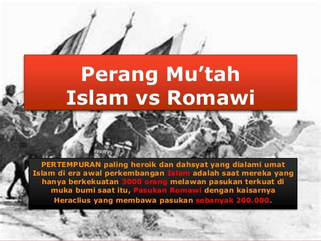 islam vs romawi