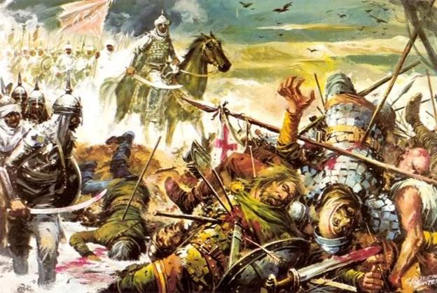 kematian musuh dg pedang 1