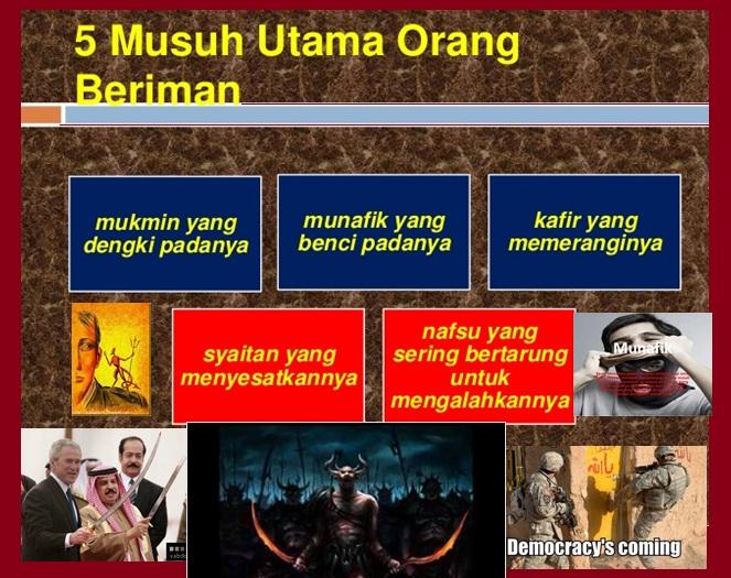 MUSUH BERIMAN 5
