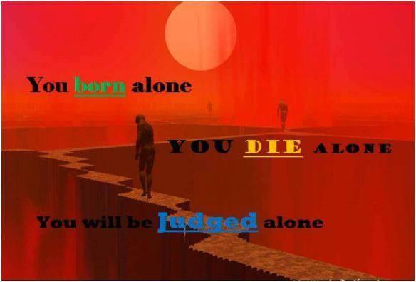 born alone 2