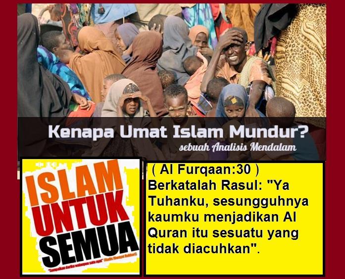 islam mundur