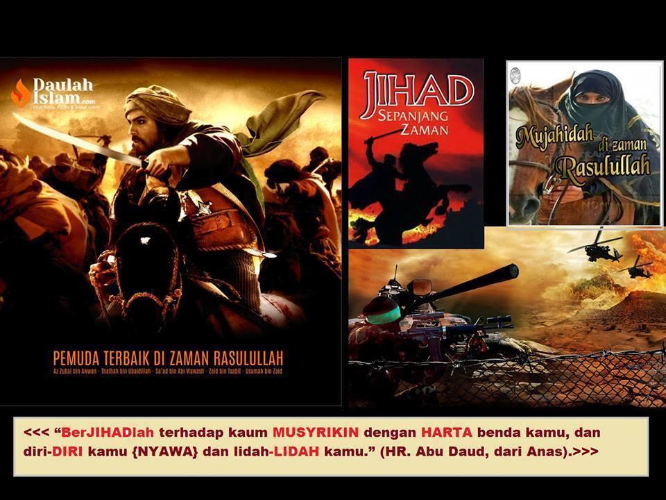 jihad melawan musyrik kafir