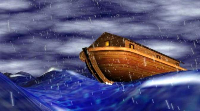 kapal nuh 2