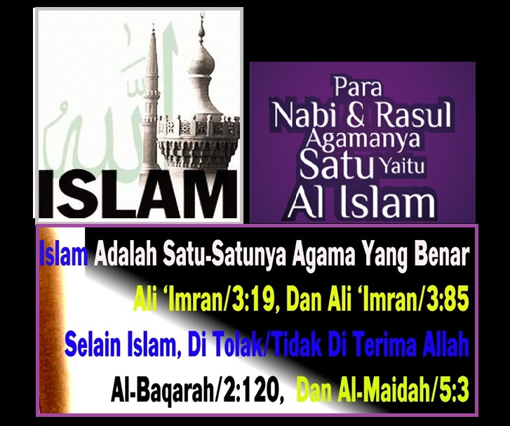 nabi semua muslim