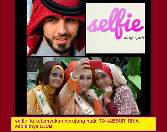 selfie ujub1