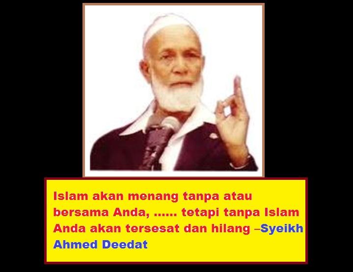ahmad deedat 1