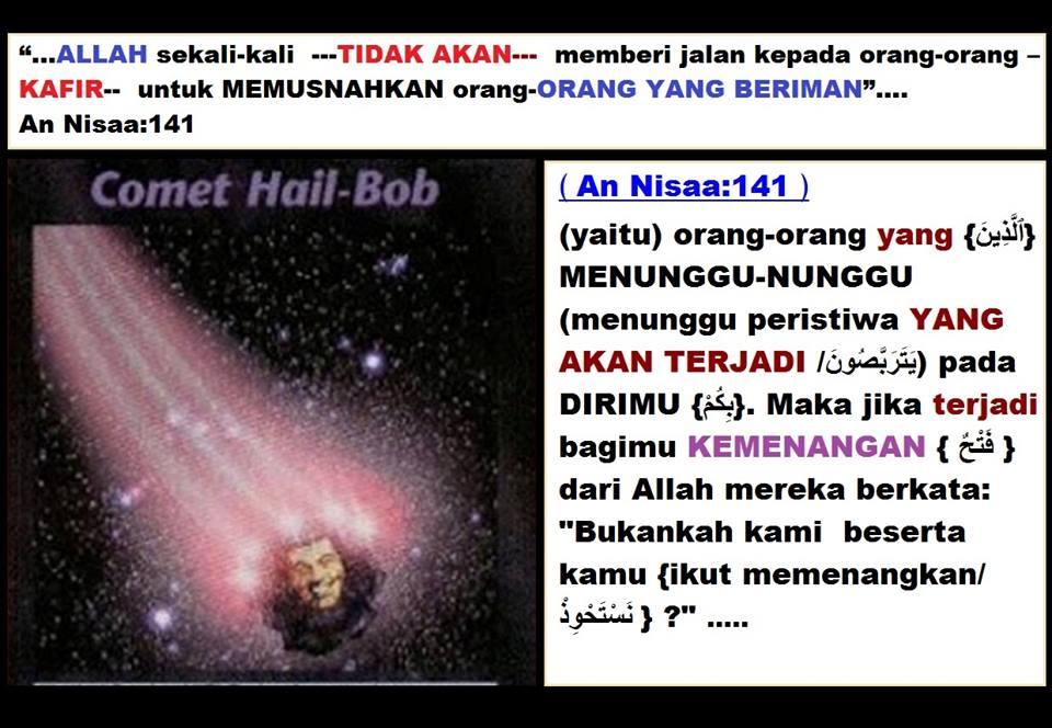 comet hail bob
