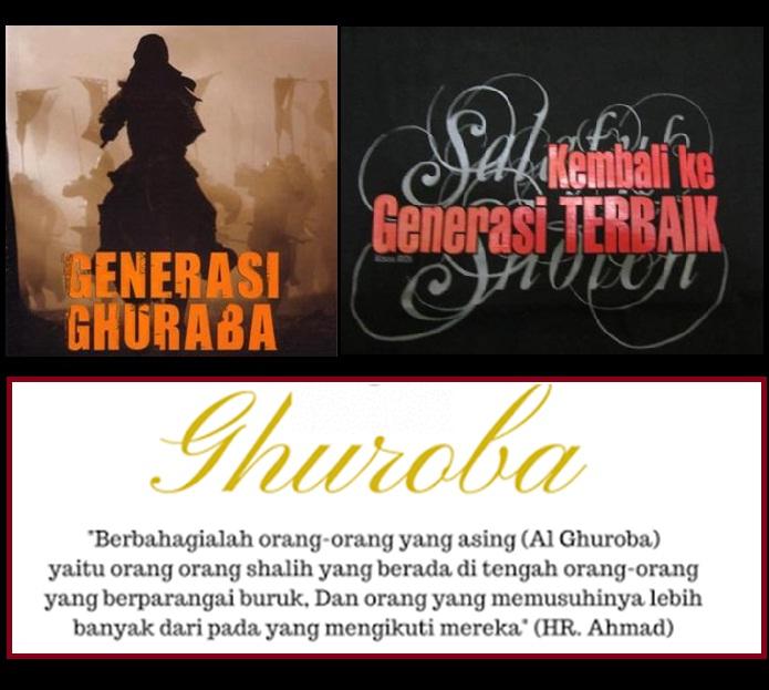 generasi ghuroba