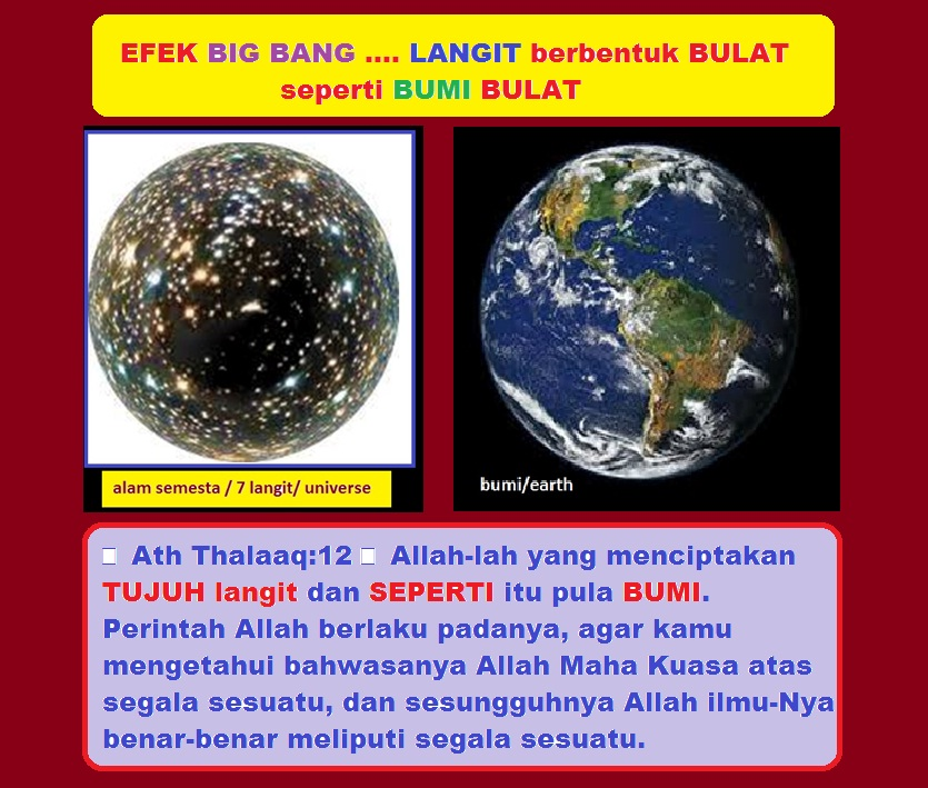 EFEK BIG BANG BULAT