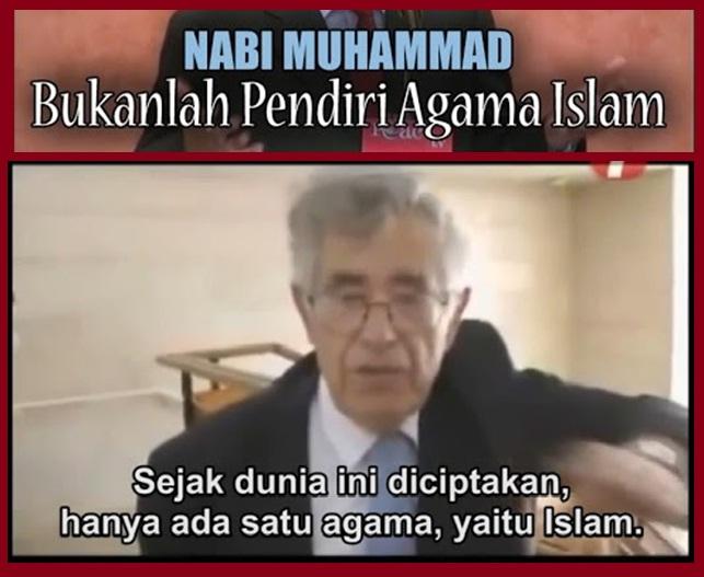 agama islam muhammad