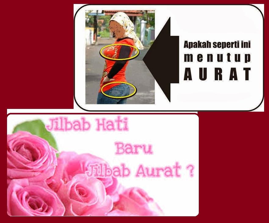 jilbab hati aurat
