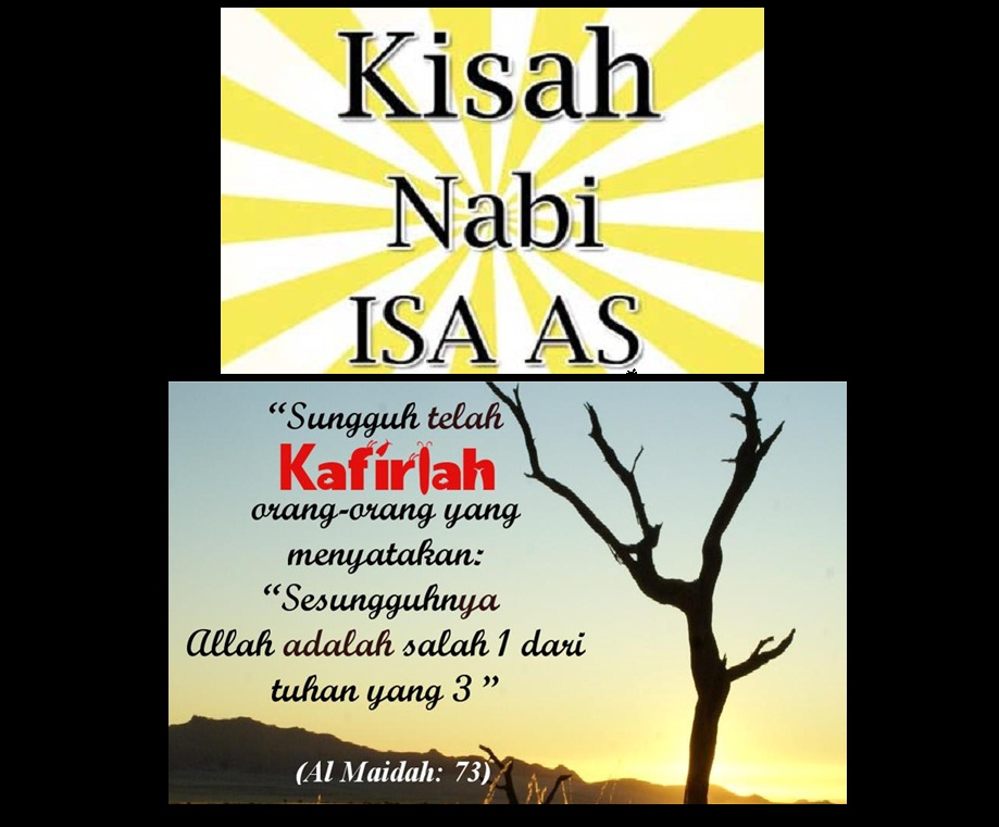 kisah nabi isa as